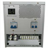 Buy cheap 3KW 220V 48V DC AC Solar Inverter Battery Bank Supply Solar Controller Pure Sine from wholesalers