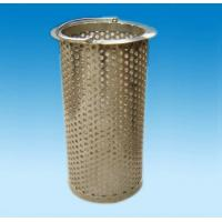 Wholesale Polished  Perforated metal tube /perforated metal tube from china suppliers