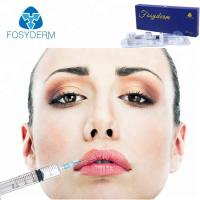Wholesale OEM Injectable for Lip Enhancement Hyaluronic Acid Dermal Filler 1ml Injection from china suppliers