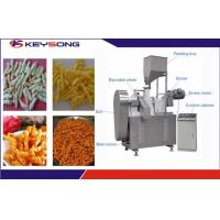 Wholesale Fried Kurkure Cheetos Snacks Food Extruder Making Machinery Large Output Capacity from china suppliers