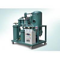 Triple Stage Waste Lube Oil Purifier Energy Savings For Compressor Oil Recycling for sale