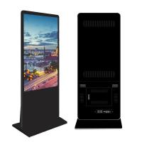 China 49inch Indoor Floor Standing Android LCD Digital Signage Multi Touch LCD Advertising Display on sale