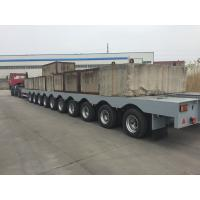Best 8-AXIS WITHDRAWING AND TURNING SEMI TRAILER Popuplar in Vietnam wholesale