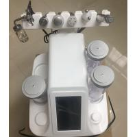 China Face Massage Salon Beauty Machine With Bio Rf Water Peeling For Face Clean for sale