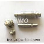 China wholesale self-locking lemo 0S series coaxial connector FFA ERA male plug for survey probe for sale