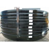 Wholesale Hot Formed Food Processing Industry Elliptical Diah Head For Storage Tank from china suppliers