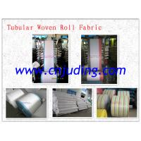 Quality PP WOVEN TUBULAR FABRIC FOR MAKING BAG for sale