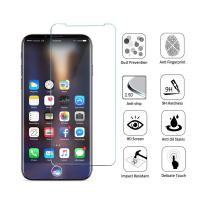 Wholesale Anti Shatter 9H iPhone Tempered Glass Screen Protector 2.5D Round Angle from china suppliers