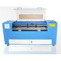 Wholesale High-speed double-head laser cutting engraving machine for paperboard from china suppliers