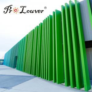 Best Modern Design Durable Aluminum Box Louver,Architectural exterior window wholesale
