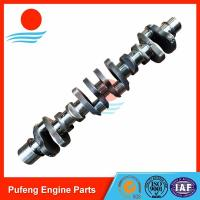 Wholesale Mitsubishi OEM crankshaft 6D17 6D17T on promotion from china suppliers