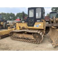 6 Way Blade Used CAT D3C LGP Bulldozer With CAT 3046 6 Cylinders Engine for sale