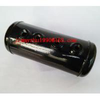 China Customized small steel air reservoir air tank auto other parts with MAX220psi for sale