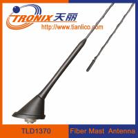 Wholesale roof or rear deck mount fiber mast car antenna/ passive car am fm radio antenna TLD1370 from china suppliers