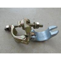 Wholesale EN74 Electro galvanized 48.3*60MM    Scaffold  coupler  clamp from china suppliers
