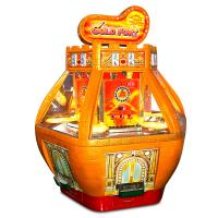 Wholesale Casino Press Coin Vending Machine , Excavator Gift Tabletop Pinball Machine from china suppliers