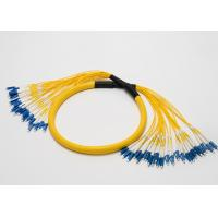Wholesale Lc Upc-Lc Upc Patch Cord , Yellow SM Patch Cord 2.0mm 24 Cores Branch from china suppliers