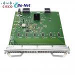 China RJ-45 Data Line Card Cisco Fiber Interface Module C9400-LC-48T 9400 Series Switch for sale