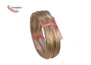 Wholesale C52100 Hard Brass Copper Wire Phosphor Bronze Wire Bright Surface from china suppliers