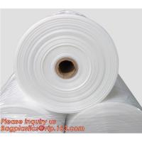 Wholesale PVC heat shrink sleeve film, Food grade plastic film roll, Clear PVC shrink film in roll,POF Shrink Film Roll / Polyolef from china suppliers