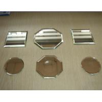 Wholesale 3 - 6mm Clear , Bronze , Grey Silver Mirror Glass panel with Pencil , Flat , Beveled Edge from china suppliers