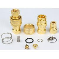 Wholesale Abrasion Resistant Quick Connect Hydraulic Fittings LSQ-S7 Prevent Uncoupled Leakage from china suppliers