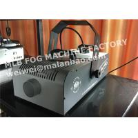 Wholesale DMX512 1500W Stage Fog Machine Timer Control AC110V / 220V - 250V from china suppliers