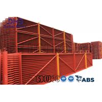 China Steel Economizer Coil , Boiler Stack Economizer For Chemical Plant Systems for sale