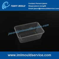 Wholesale pp take away lunch boxes mould, 750ml disposable lunch containers mould supplier from china suppliers