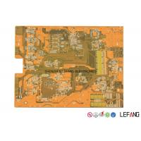 China 2.0mm 8 Layer PCB Board , Main Immersion Gold PCB Board  For Industrial Control on sale