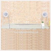 Wholesale Bathroom Shelf with Clear Frosting Tempere/Toughened Glass with CE from china suppliers