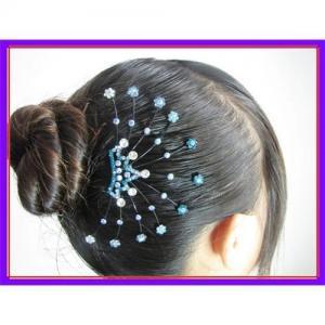 China Wedding Hair Combs with Rhinestones on sale