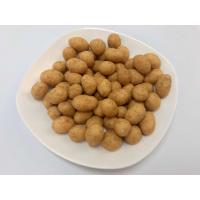Retailer Packing Bag Chilli Coated Peanut Snack Natural Health Products OEM Service for sale