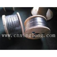 Wholesale sell xinglong coated wire rope 1x7 1x19 7x7 7x19 -stainless steel/galvanized from china suppliers