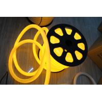 Wholesale hot sale 360degree building yellow 110v pvc neon flex lights for building from china suppliers