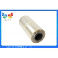 Wholesale High Shrinkage Printable Heat Sensitive PVC Shrinking Film For  Package from china suppliers
