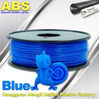 Wholesale UP 3d printer ABS Filament  1.75 / 3.0 mm ABS 3d filament 43 color from china suppliers