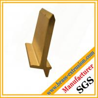 Wholesale copper alloy brass angle profile sections from china suppliers