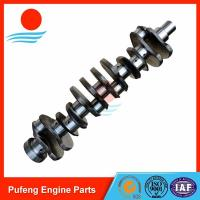 Wholesale DOOSAN DAEWOO forged steel Crankshaft D2366 for excavator DH300 150107-00187 65.02101-0056 65.02101-7025 65.02101-7054 from china suppliers