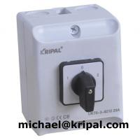 Waterproof selector switch for sale