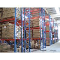 Buy cheap 50.8mm Pitch Selective Pallet Racking System Large Scale For Cold Room Storage from wholesalers