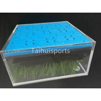 China Shock Pad Rubber Underlay For Artificial Grass Three Layers Weather Resistance on sale