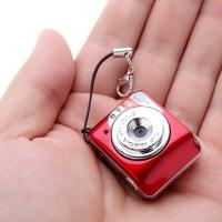 Wholesale X3 Portable Ultra Mini Digital Spy Camera HD High Denifition DV Support 32GB TF Card with Mic D2300 from china suppliers