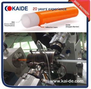 PEXa/EVOH oxygen barrier composite pipe extrusion machine