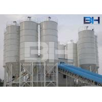 China Strong And Sturdy Vertical Cement Silo , Demountable Cement Storage Tank on sale