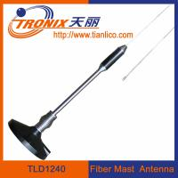 Wholesale 1 section fiber mast car antenna/ magnetic mount car antenna/ active radio antenna TLD1240 from china suppliers