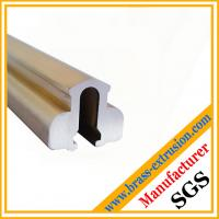 Wholesale Solid extruded brass profiles from china suppliers