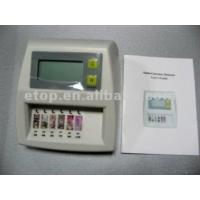 Buy cheap Et-cd3002 Mini Universal Multi Fake Currency Detector from wholesalers