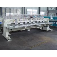 China Professional Computerized Embroidery And Sewing Machine With Automatic Color Change on sale