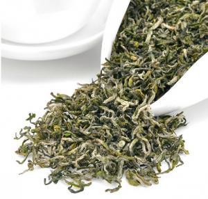 Wholesale Fresh Loose Leaf Bi Luo Chun Green Tea , AA Grade Chinese Biluochun Tea from china suppliers